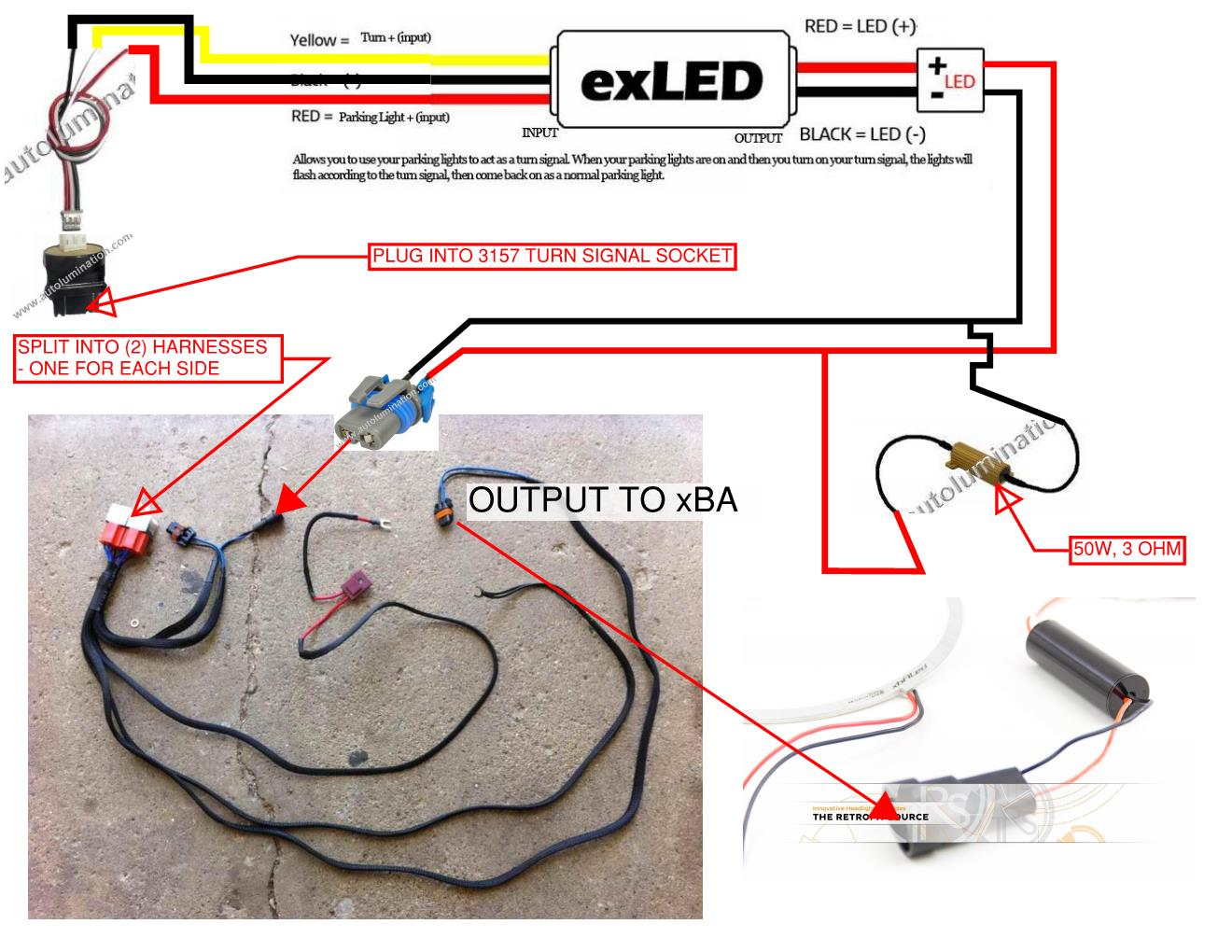 3157 Light Socket Wiring Diagram Trusted Schematic Diagrams Replace Outdoor In